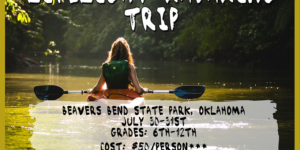 LIFElight Kayaking Trip