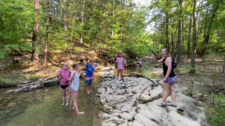 Beavers Bend Kayaking Trip 2021 #WeAreLIFELight