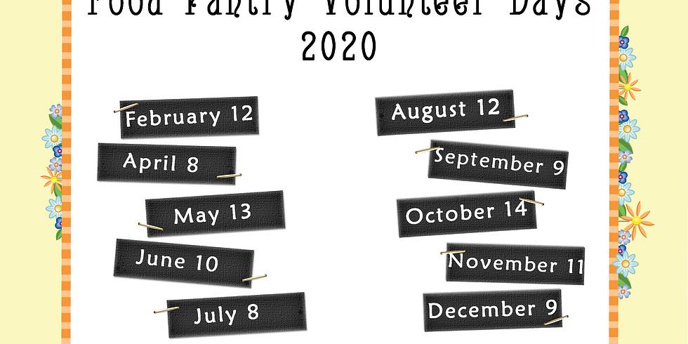 Food Pantry Volunteer Day