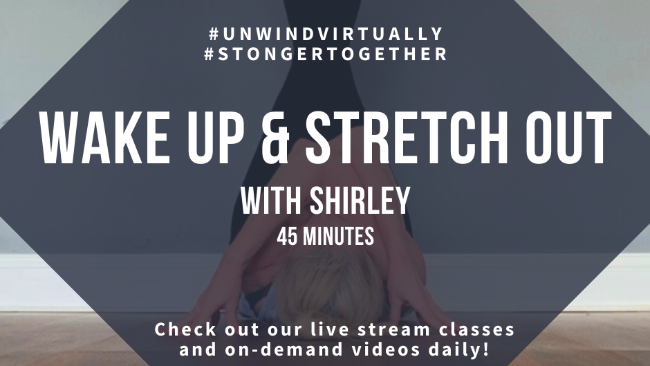 Wake Up & Stretch Out with Shirley