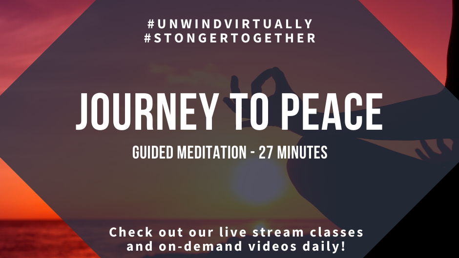 Guided Meditation: Journey to Peace