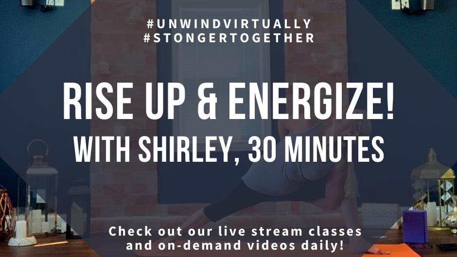 Rise Up & Energize!