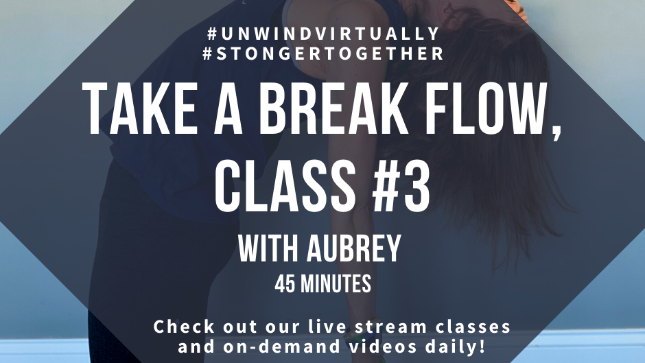 Take a Break Flow Class