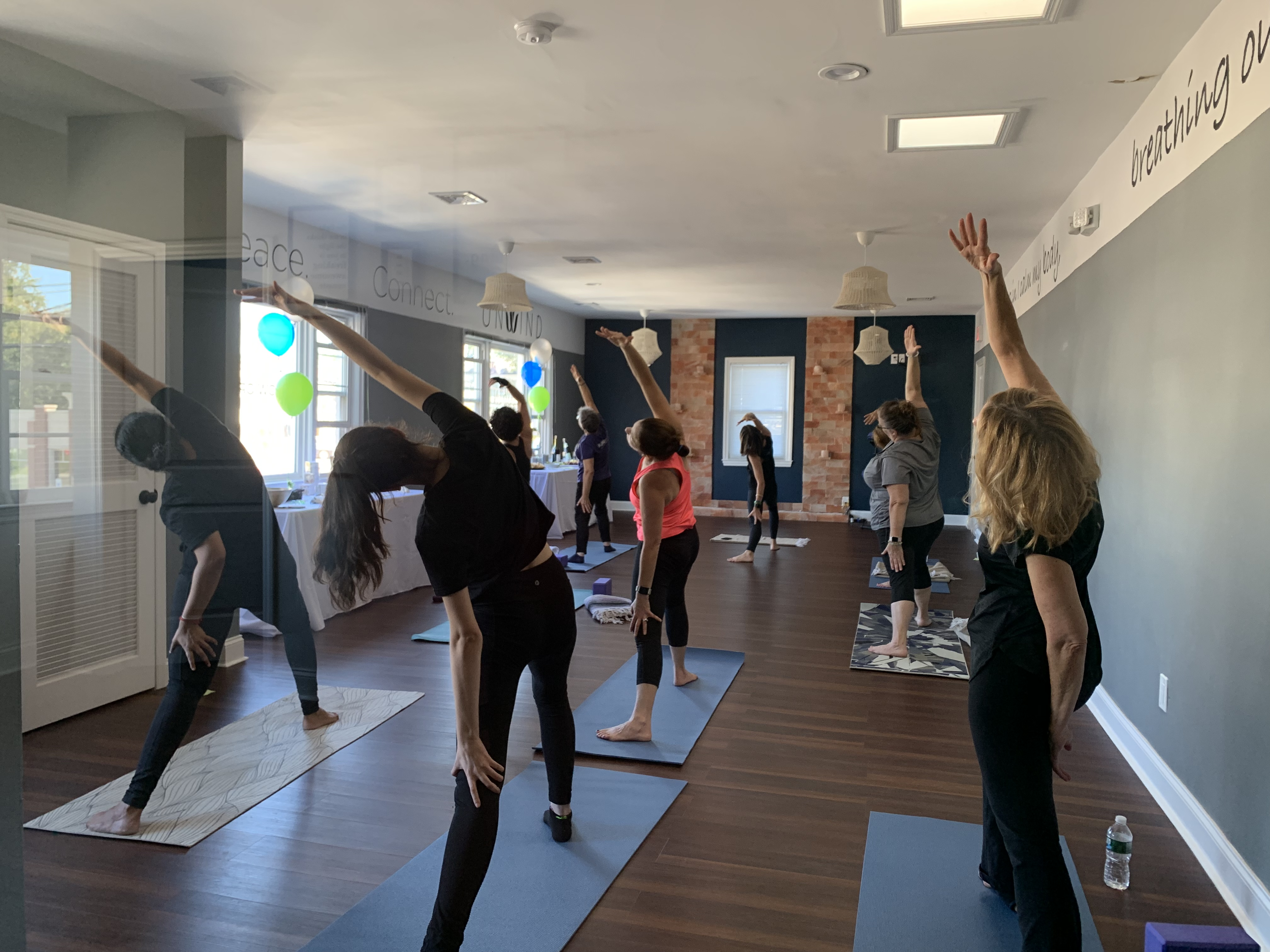 Free Yoga Class at the Open House