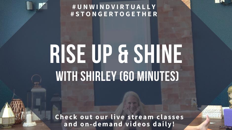 Rise Up & Shine