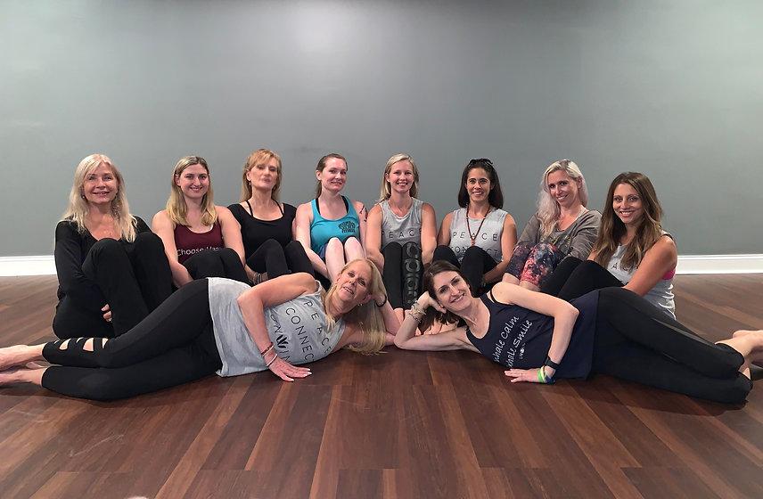 Meet UNWIND Yoga & Wellness's teachers