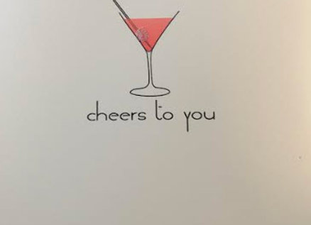 Cheers to You! Card