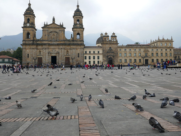 Existing Plaza