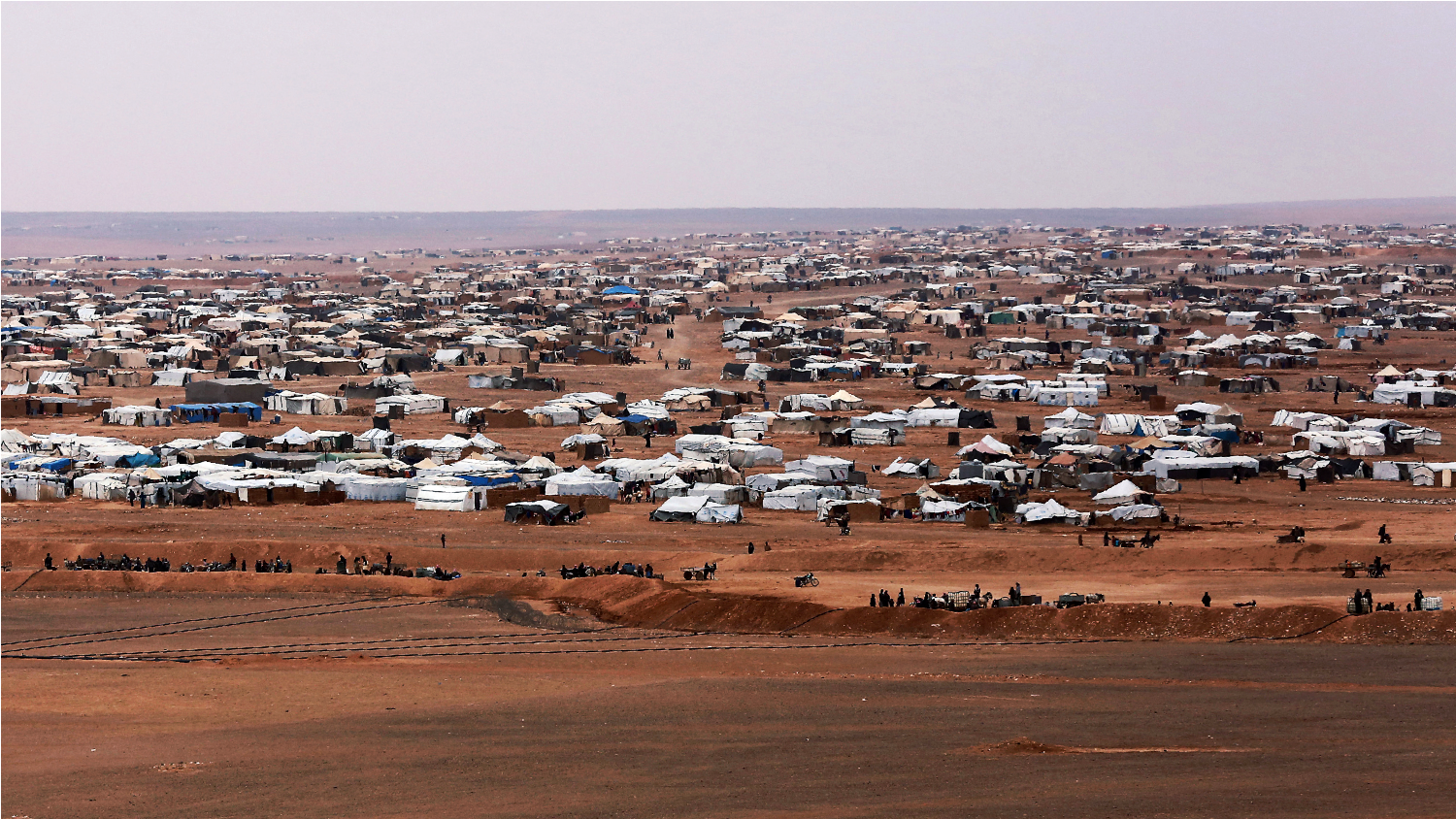 Hadalat Refugee Camp