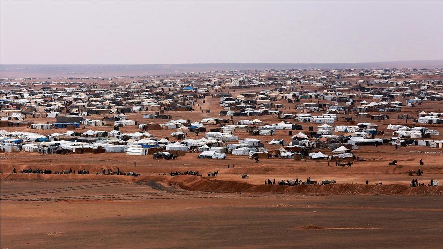 Hadalat Refugee Camp