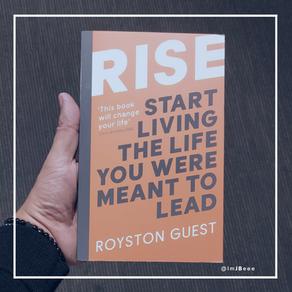 Rise - Start Living The Life...