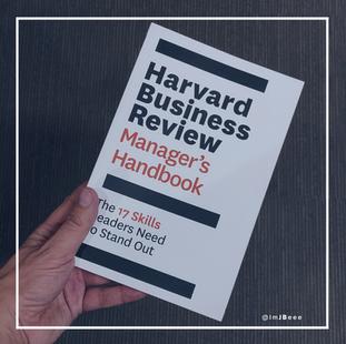 HBR: Manager's Handbook