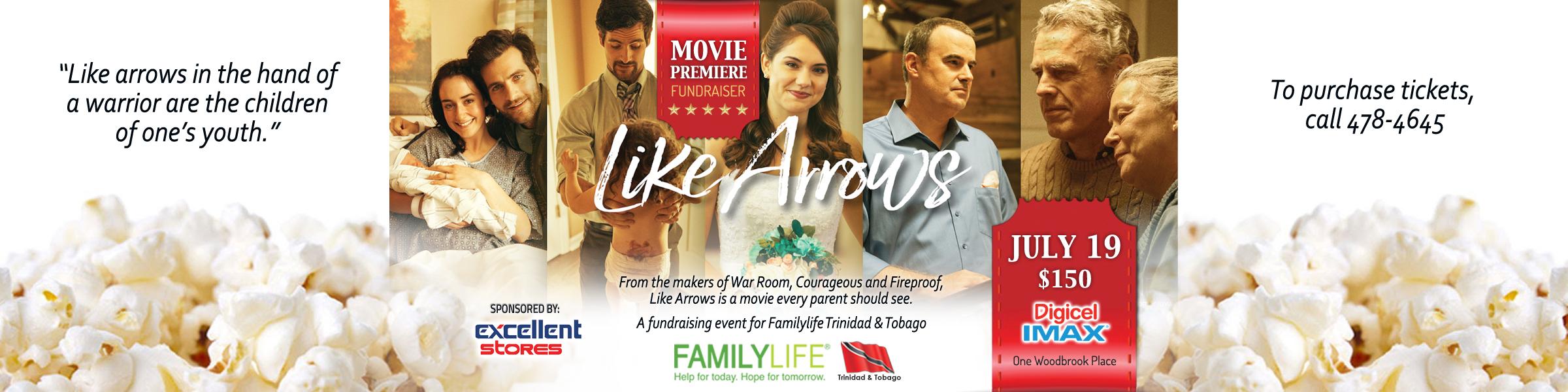 Like Arrows Movie Premiere