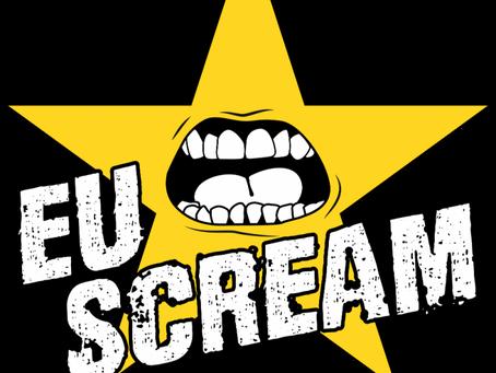 Interview on EU Scream podcast