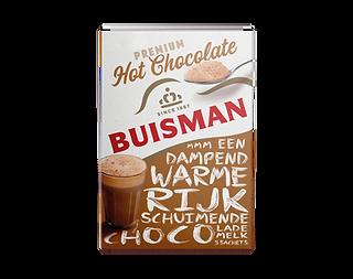 CLEAN PACKSHOT BUISMAN PREMIUM HOT CHOCO