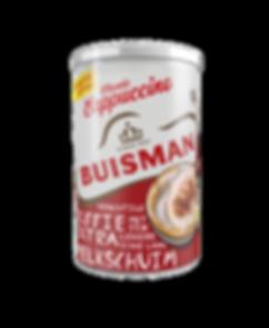 Packshot Buisman Classic Cappuccino PNG.