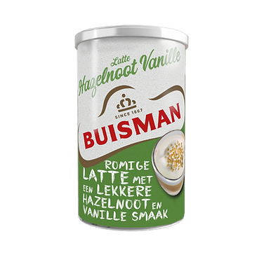 PACKSHOT BUISMAN CAN VANILLE HAZELNOOT 7