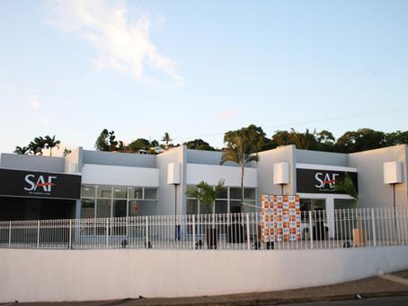 Novo espaço do SAF em Itamaraju
