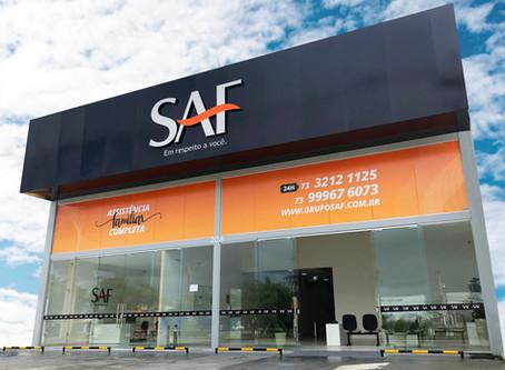 O SAF chegou em Eunápolis!