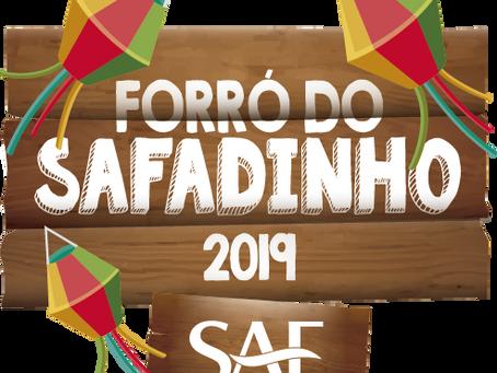 Ele está chegando! #ForróDoSafadinho