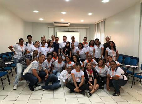 Grupo SAF promove treinamento com força de vendas