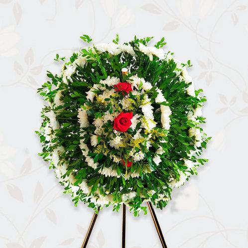 Coroa Flores Diversas