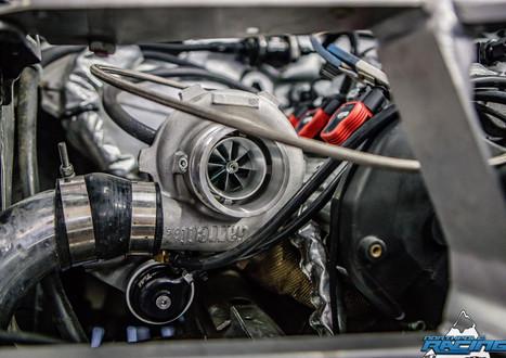 Shop car turbo shot