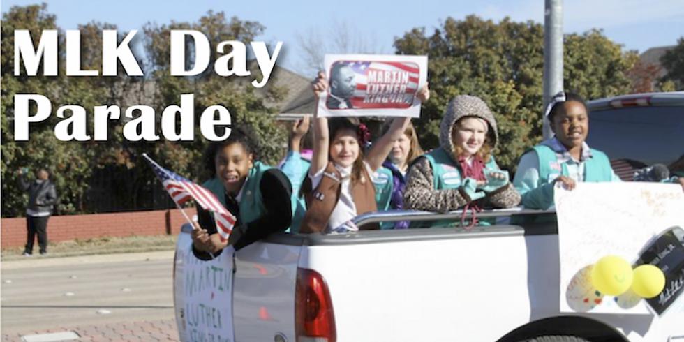 MLK Day Parade!