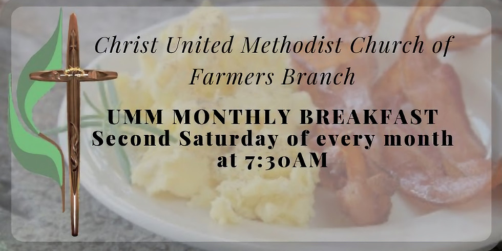 UMM Monthly Breakfast