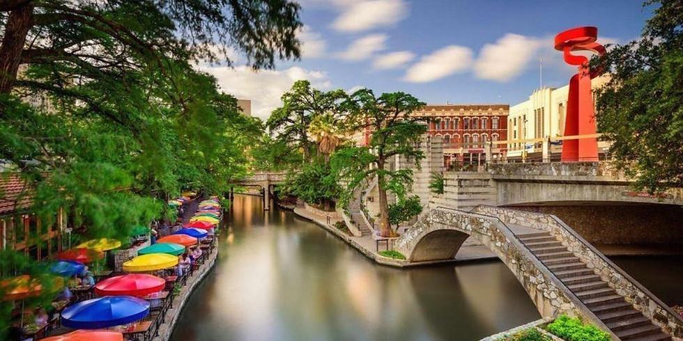 Visit to Historic San Antonio!