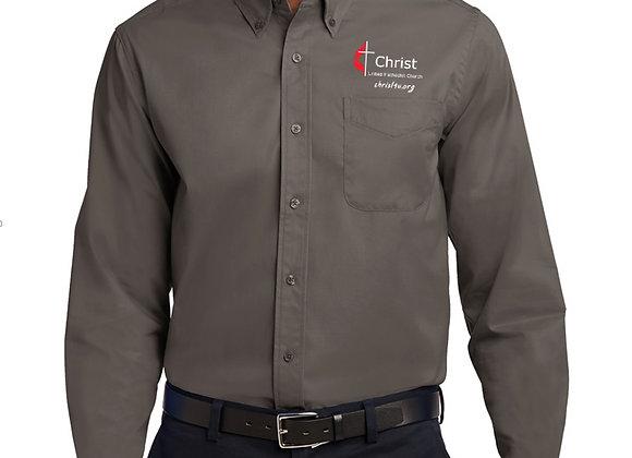 Long Sleeve Easy Care Shirt Tall