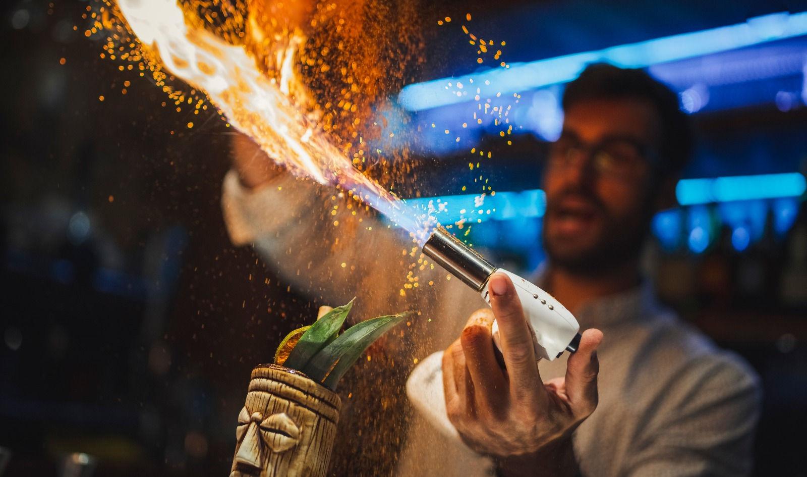Cocktail Tiki Mai Tai