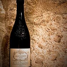 6) Gran Passione Rosso (Merlot y Corvina) I.G.T. Veneto.