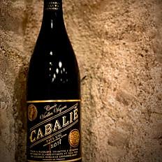 2) Cabalié (Grenache y Carignan) Pays d'Oc.