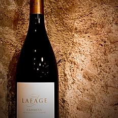 1) Domaine Lafage Cadireta (Chardonnay y Viognier) Vin de Pays de Côtes Catalanes.