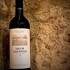 26) Pago de Carraovejas Crianza (Tempranillo, Cabernet Sauvignon y Merlot)