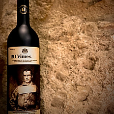 10) 19 Crimes (Syrah y Cabernet Sauvignon) South Australia.