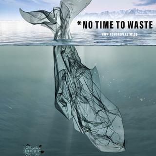 No Time To Waste - No More Plastic Manifesto