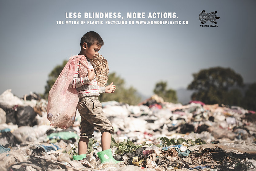 Less Blindness More Actions_The Myths of