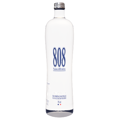 808 water