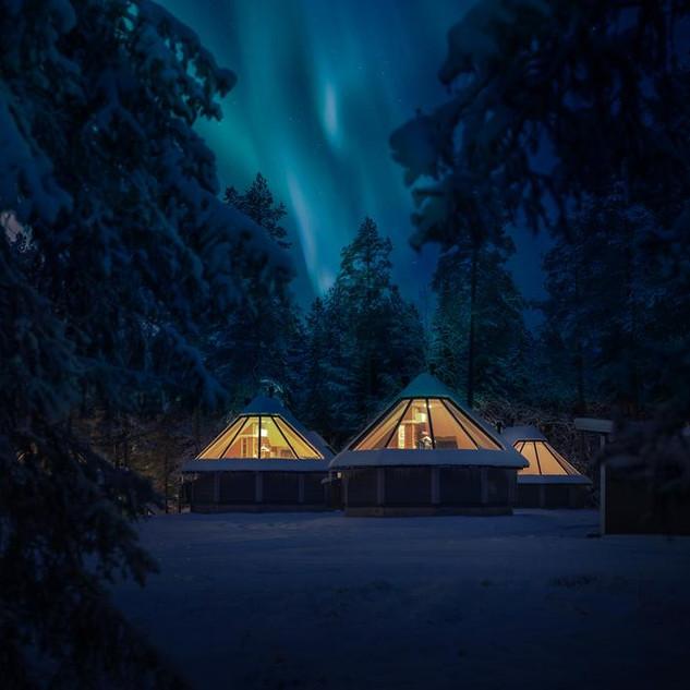 Immersive Arctic Experience in Lapland