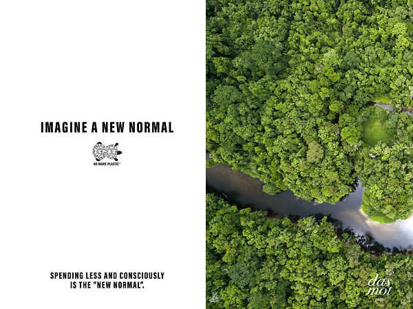 CAMPAGNE IMAGINE A NEW NORMAL_EARTHDAY_A