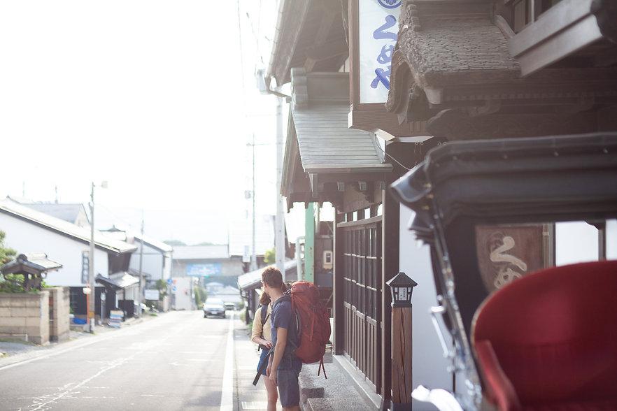kumeya entrance