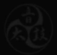 Taiko On Background Logo