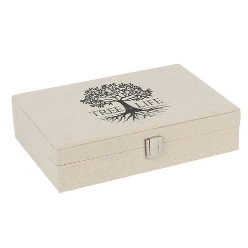 Tree of Life Jewellery Box