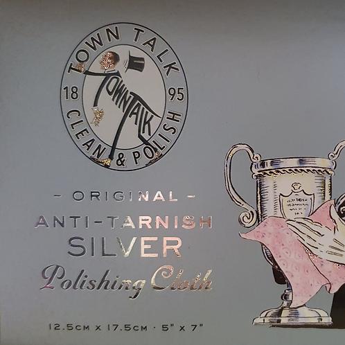 Town Talk Original Anti-Tarnish Polishing Cloth
