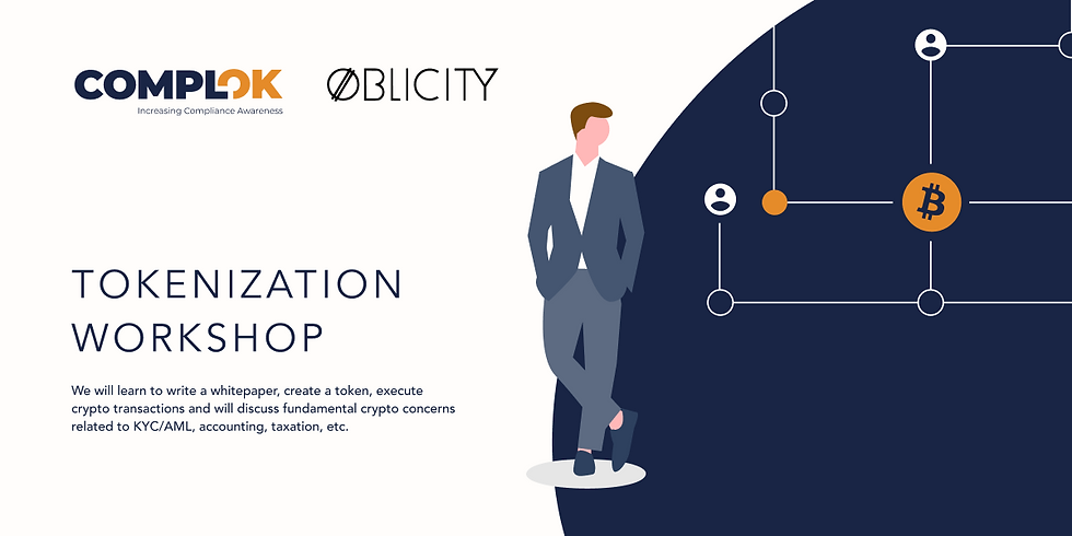 Tokenization workshop