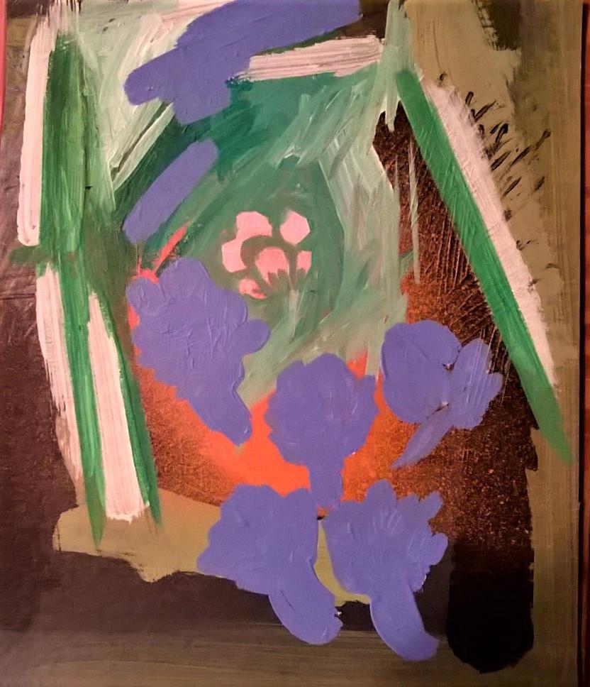 Contemporary painting, anti-aesthetics, Dada Jason Noble