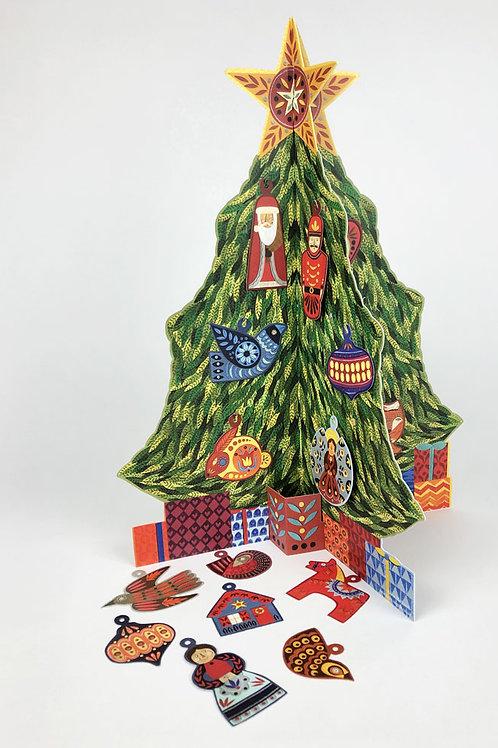 Advent Calendar - Christmas Tree