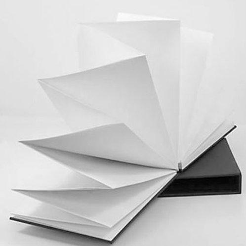 A5 Concertina Sketchbook